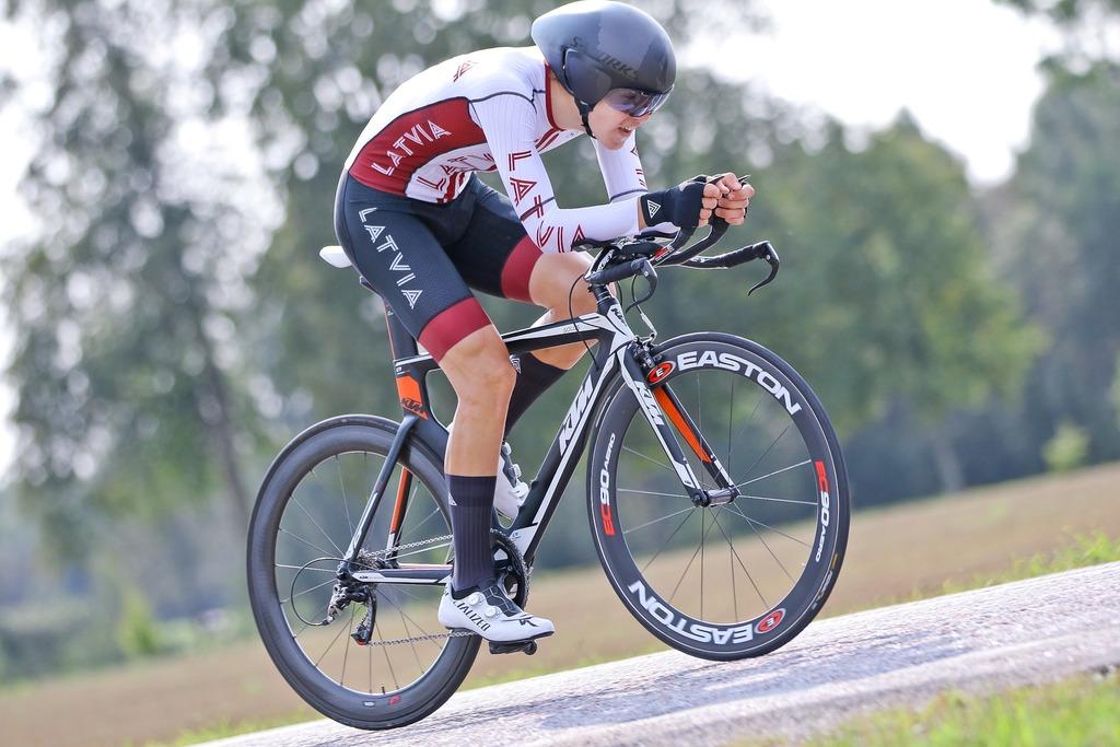 Latvijas čempionāta šosejas riteņbraukšanā individuālajā braucienā NOLIKUMS