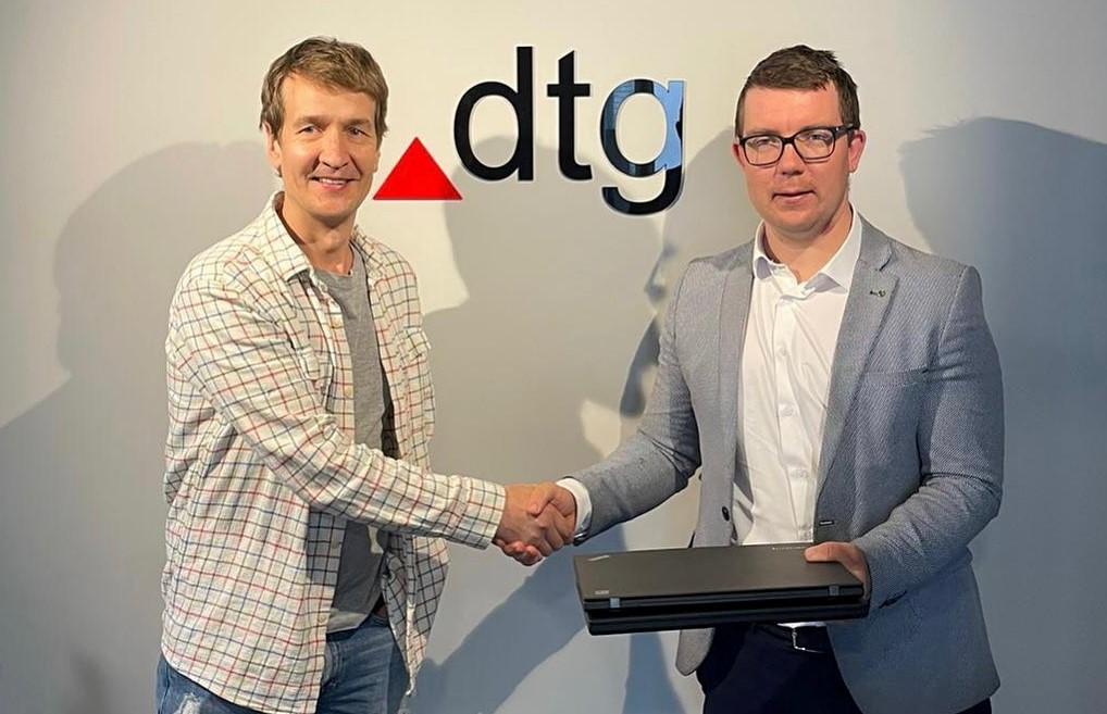 """Par LRF tehnisko partneri kļūst """"DTG"""""""