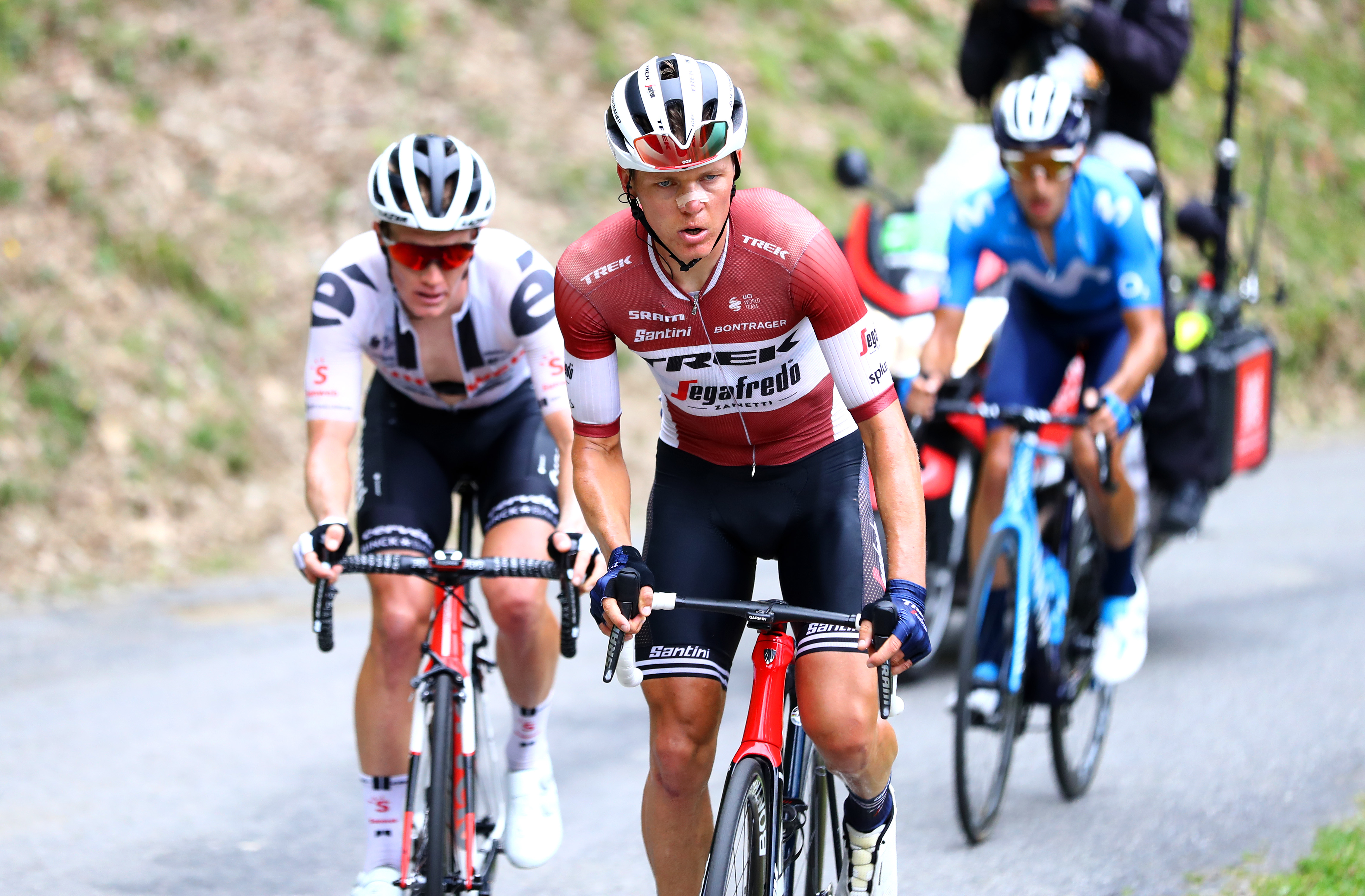 """Skujiņš uzsāks savu ceturto """"Tour de France"""""""