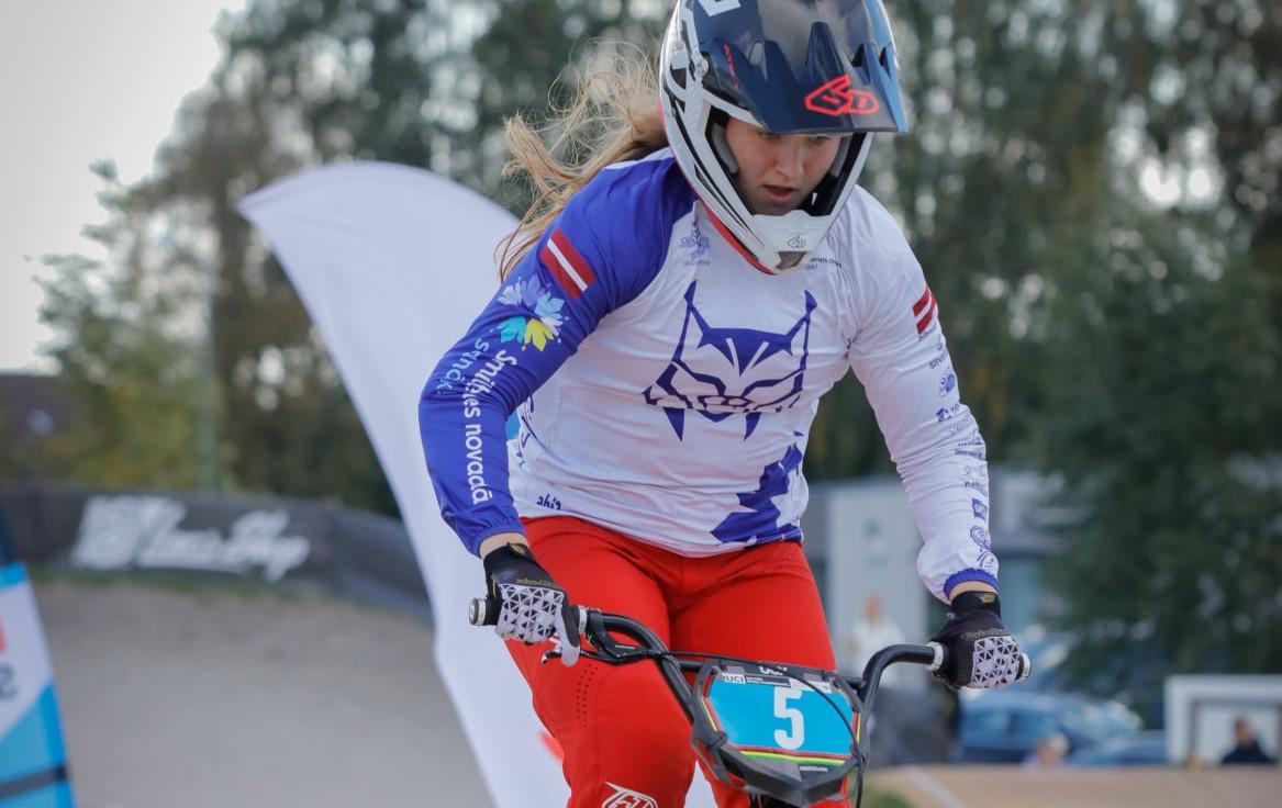 Latvijas BMX sacensību sezona noslēgsies Smiltenes novadā