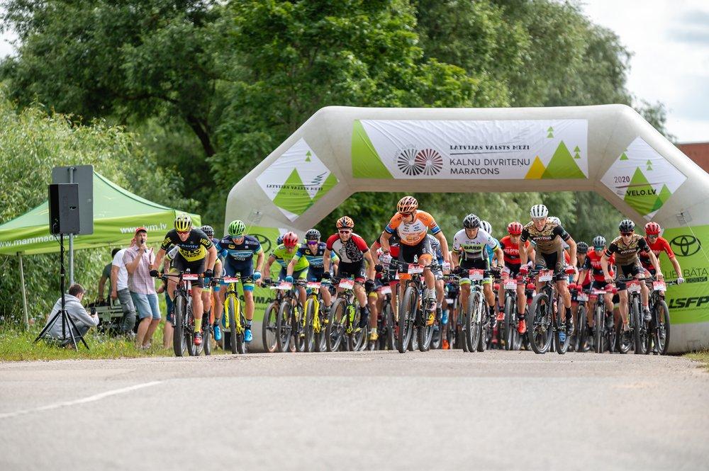 Šo svētdien Latvijas riteņbraukšanas klasika: Cēsis – Valmiera