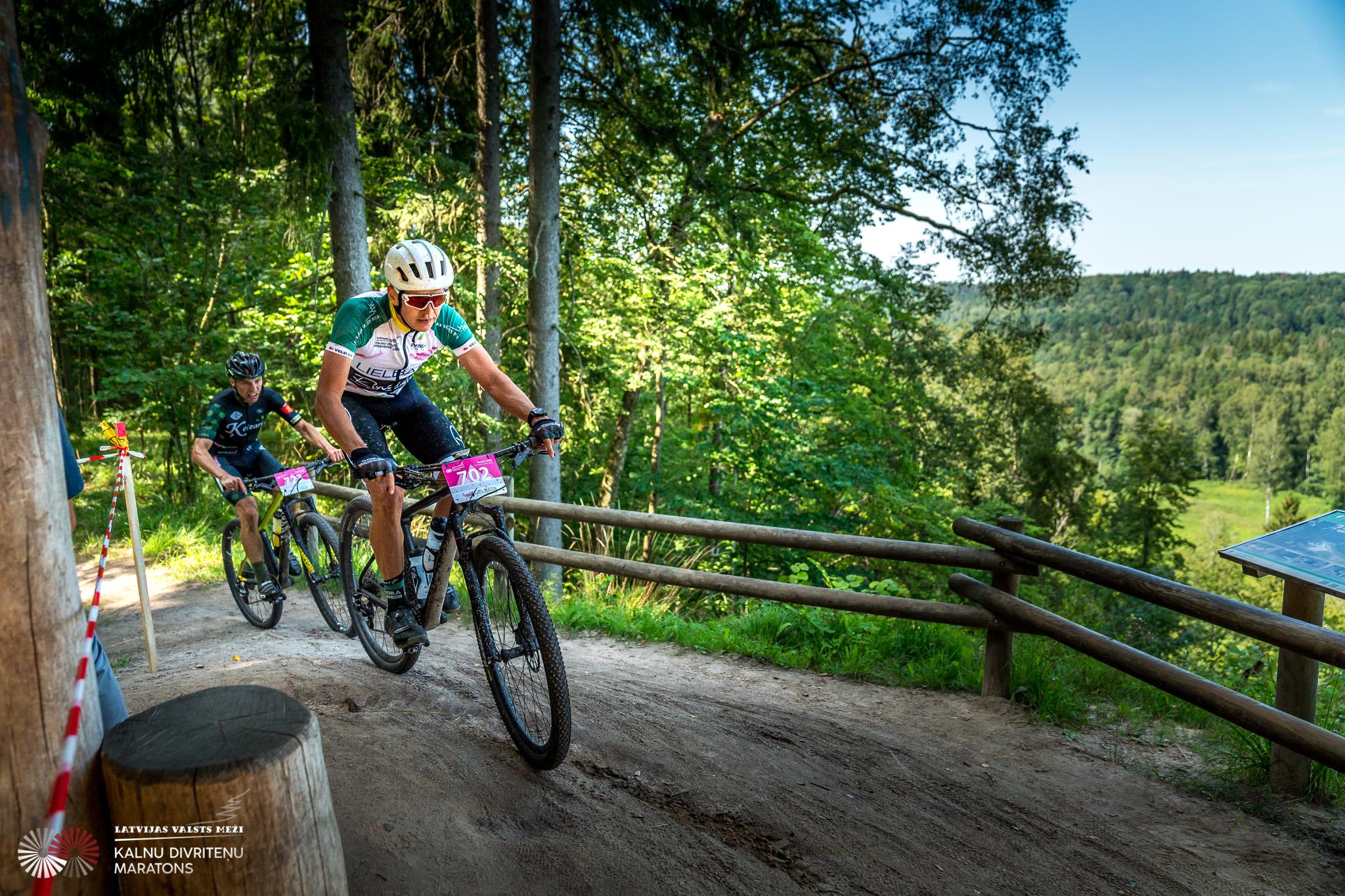 Latvijas valsts mežu MTB maratona sezona sāksies gleznainajā Siguldā