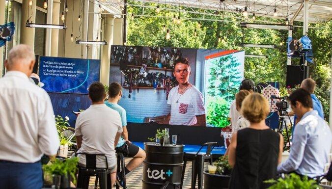 Prezentēta dokumentālā filma par riteņbraucēju Tomu Skujiņu  + FILMAS TREILERIS