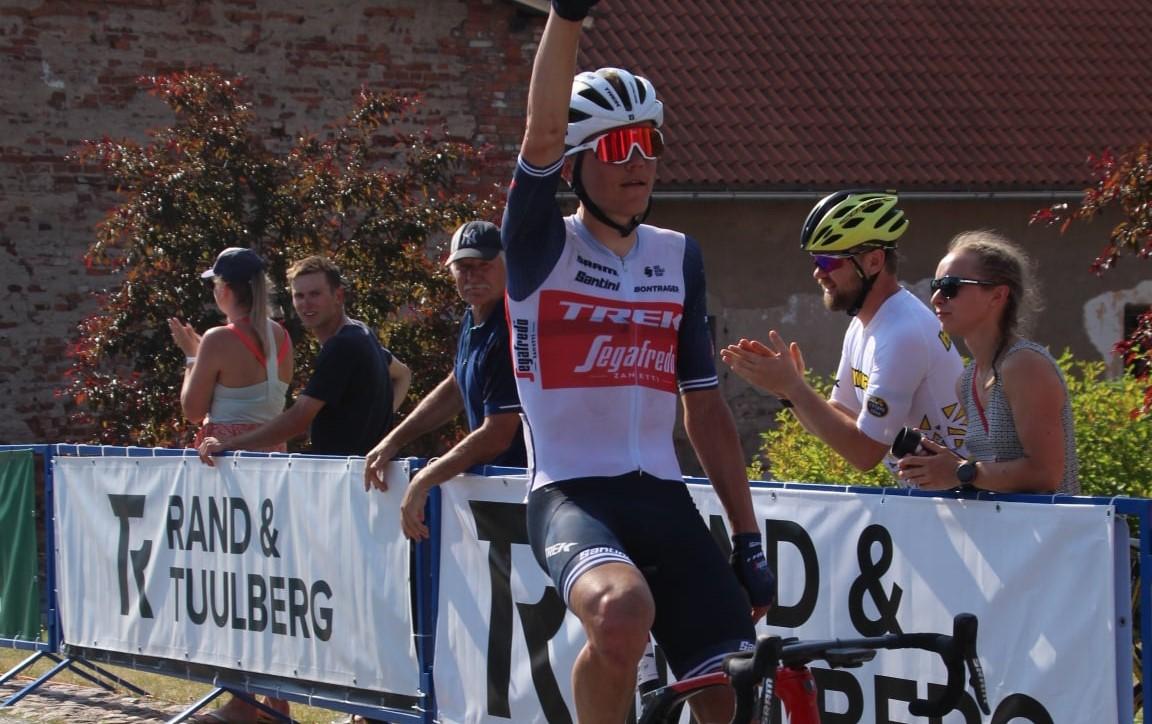Skujiņš ceturto reizi karjerā piedalīsies «Tour de France»