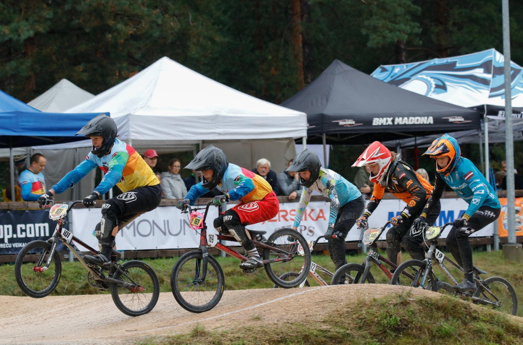 Bonava Latvijas BMX kausa 3. posma REZULTĀTI
