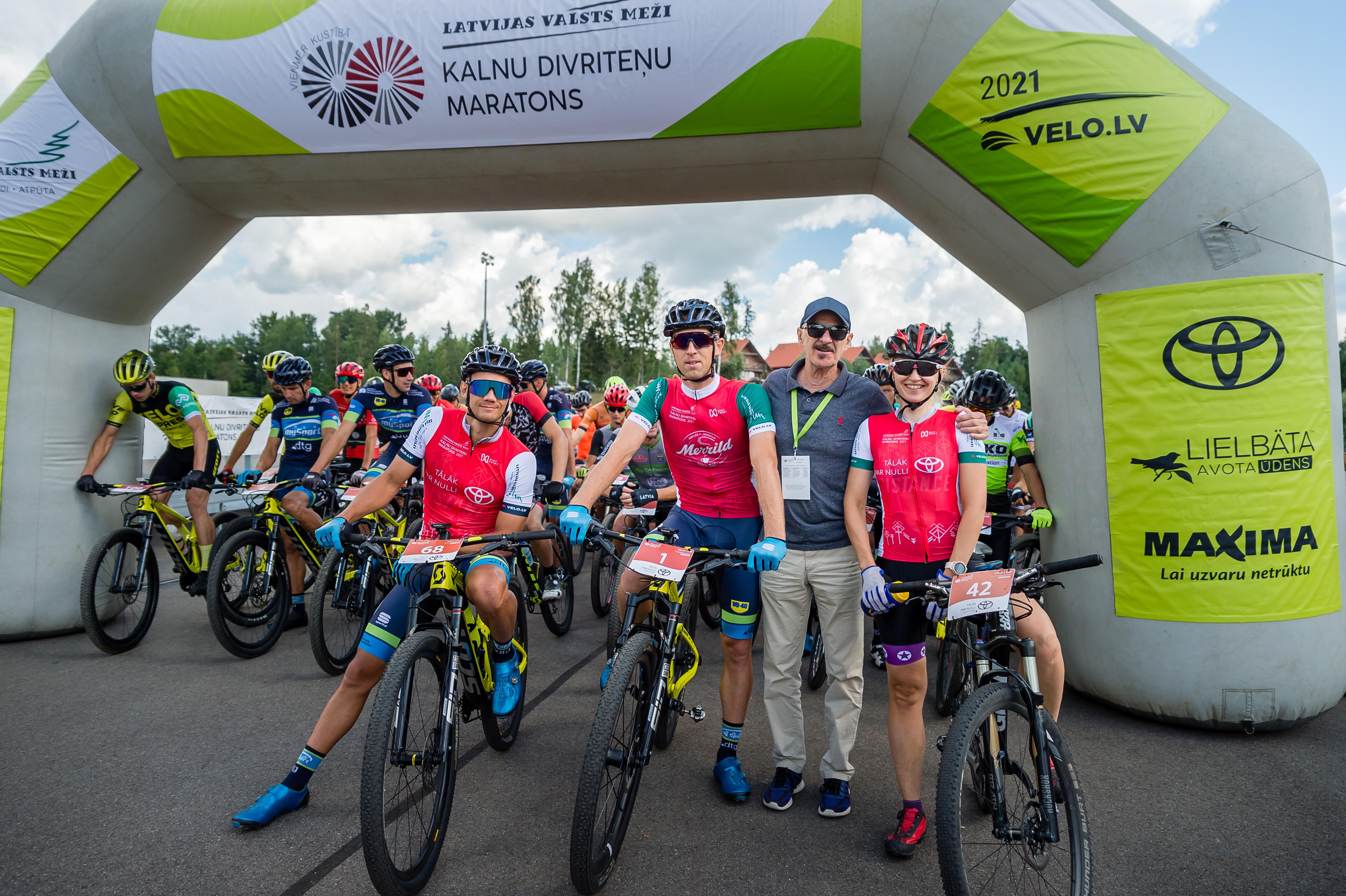 Noteikto ierobežojumu dēļ atceltas Latvijas sezonas noslēdzošās sacensības - LVM MTB maratona Ikšķiles posms
