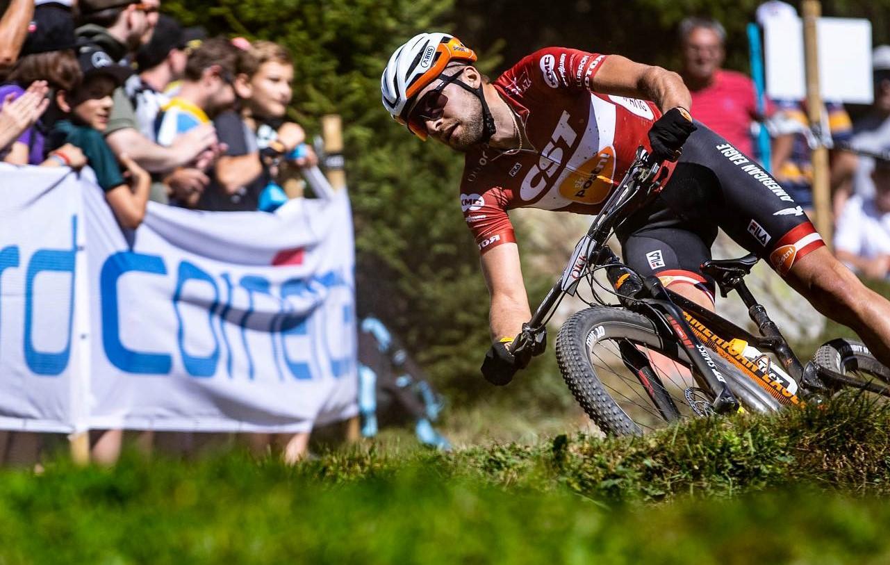 Blūms uzvar UCI līmeņa MTB XCO krosa sacensībās Čehijā