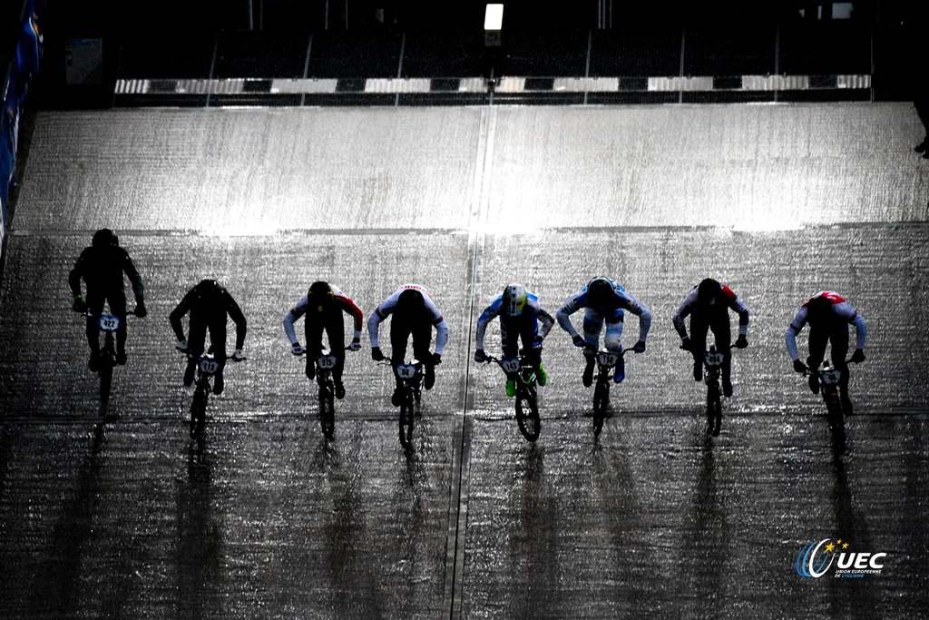 Veronā lietus ietekmē UEC Eiropas kausa sezonas startu; Lisovskim divas uzvaras (Papildināts)
