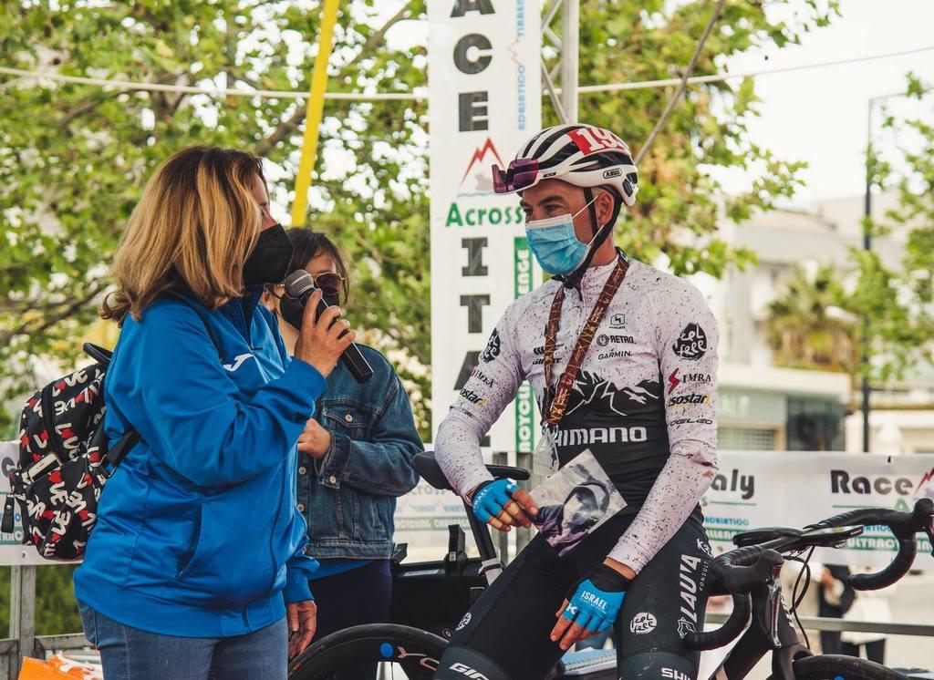 Sprude izcīna septīto vietu Eiropas čempionātā ultrariteņbraukšanā
