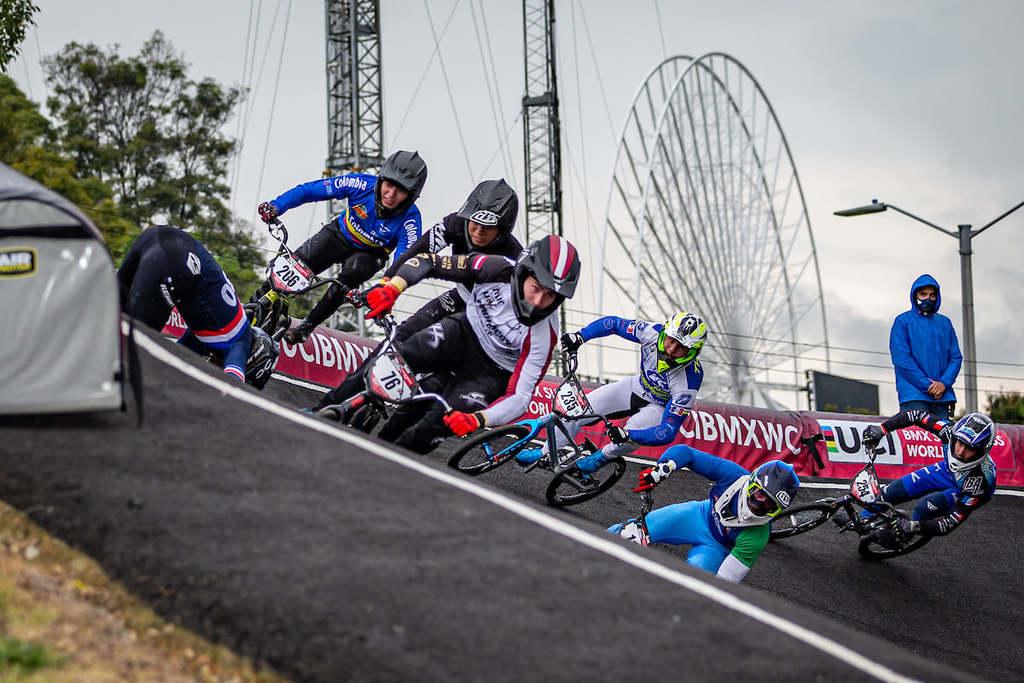 Babris izcīna trešo vietu Pasaules kausa BMX superkrosā 3. posmā