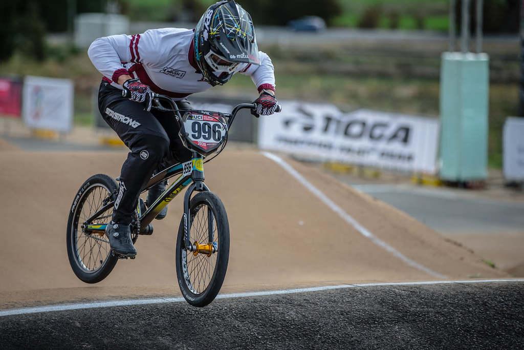 Latvijas BMX braucēji Kolumbijā liks punktu Tokijas OS kvalifikācijai