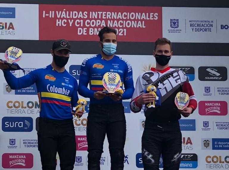 """Babris izcīna augsto trešo vietu """"Valida Copa Nacional"""" C1 kategorijas sacensībās"""