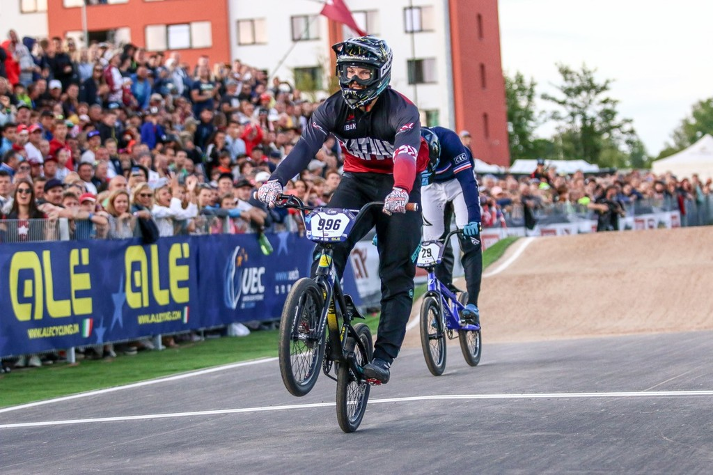 Štutgartes vietā nozīmīgos Pasaules kausa posmu BMX superkrosā uzņems Verona