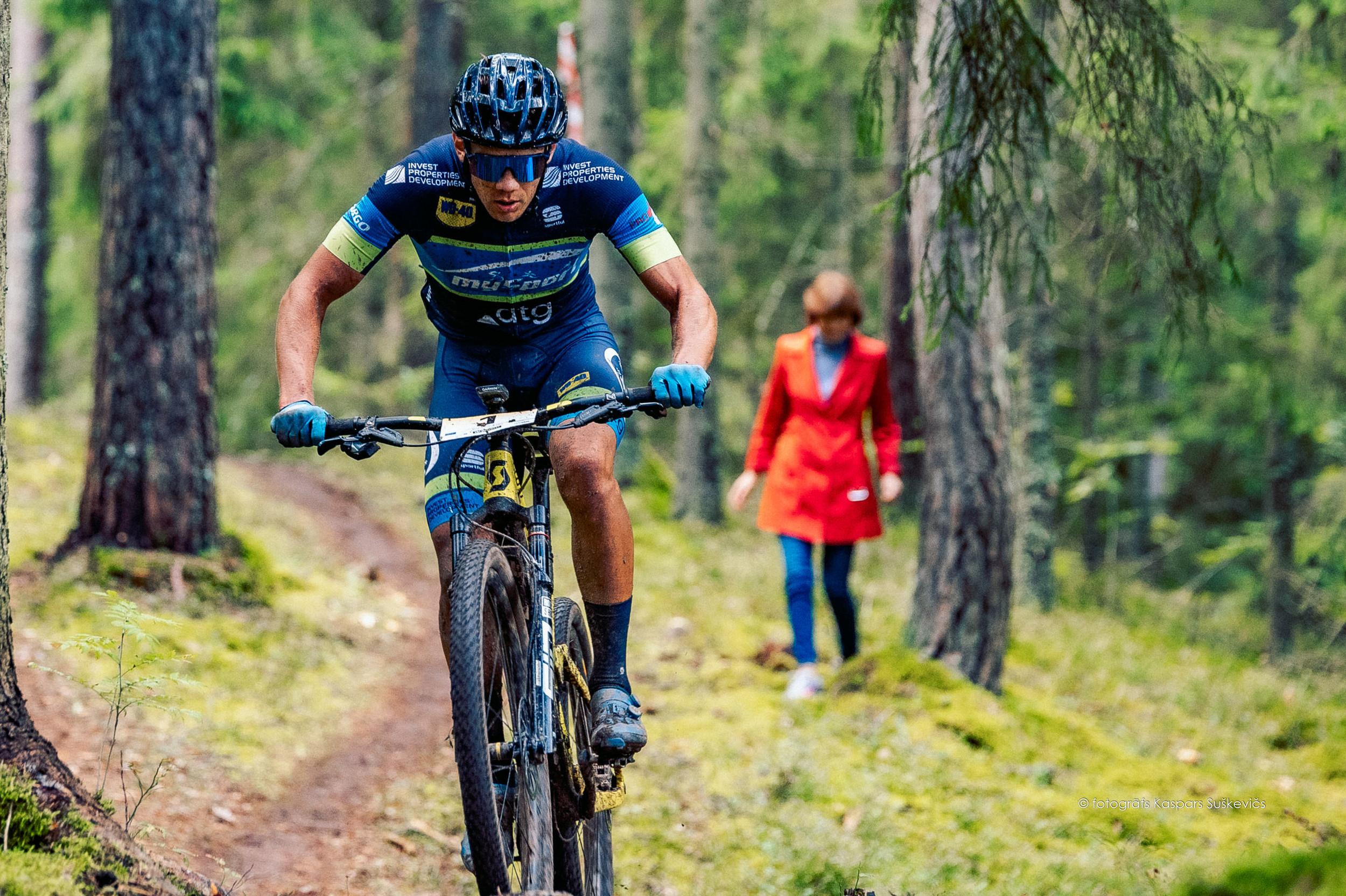 VELO EXPRESS Latvijas atklātā čempionāta MTB maratonā REZULTĀTI